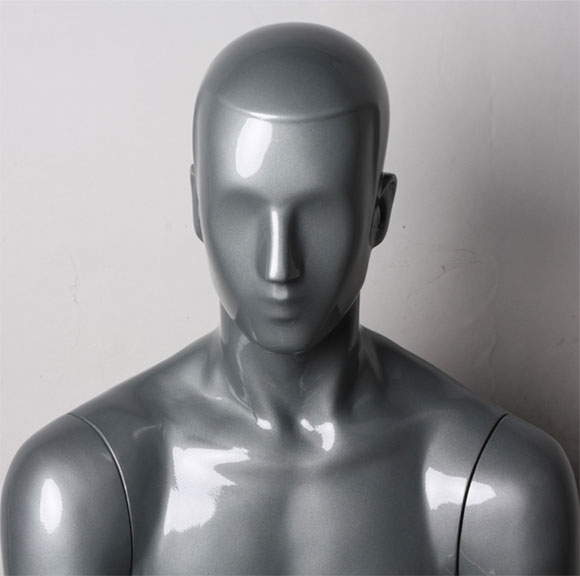 Mannequin Head - Final Work